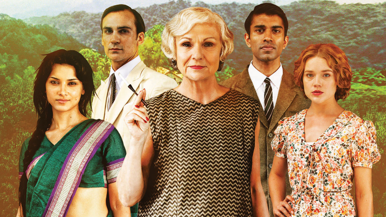Indian Summers Cast - H 2015