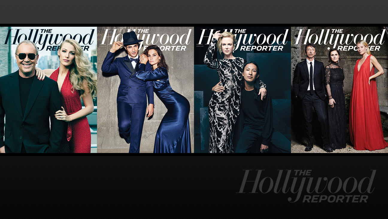 THR Issue 32 Designers Four Covers - H 2015