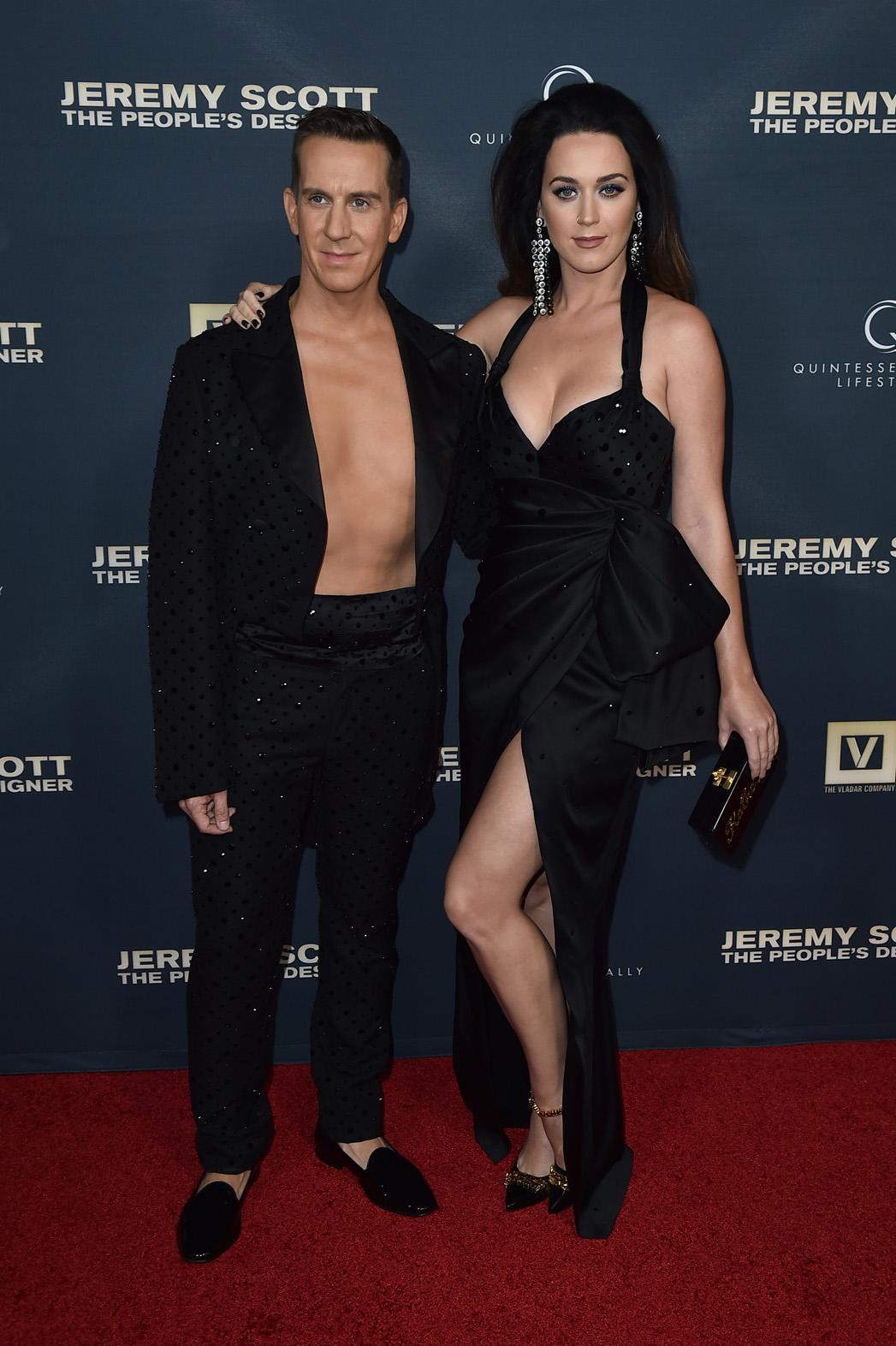 Jeremy Scott and Katy Perry - P 2015
