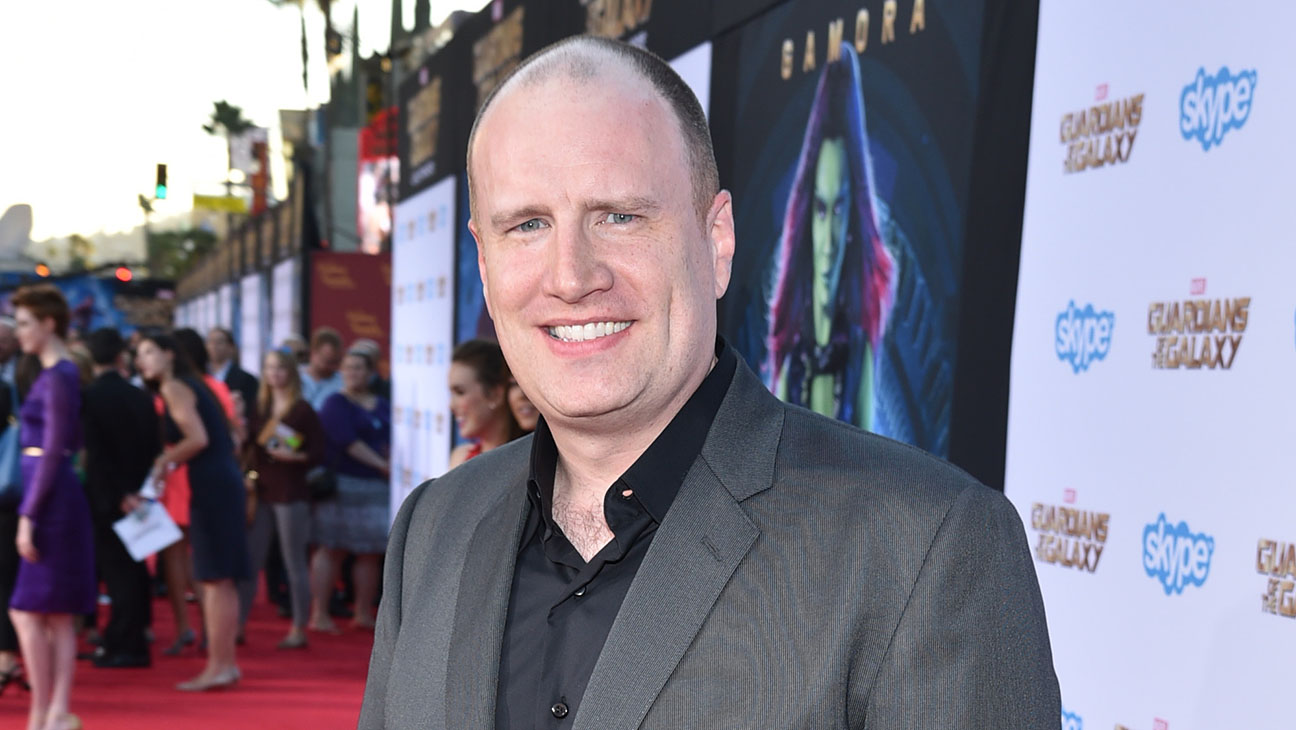 Kevin Feige - H 2015