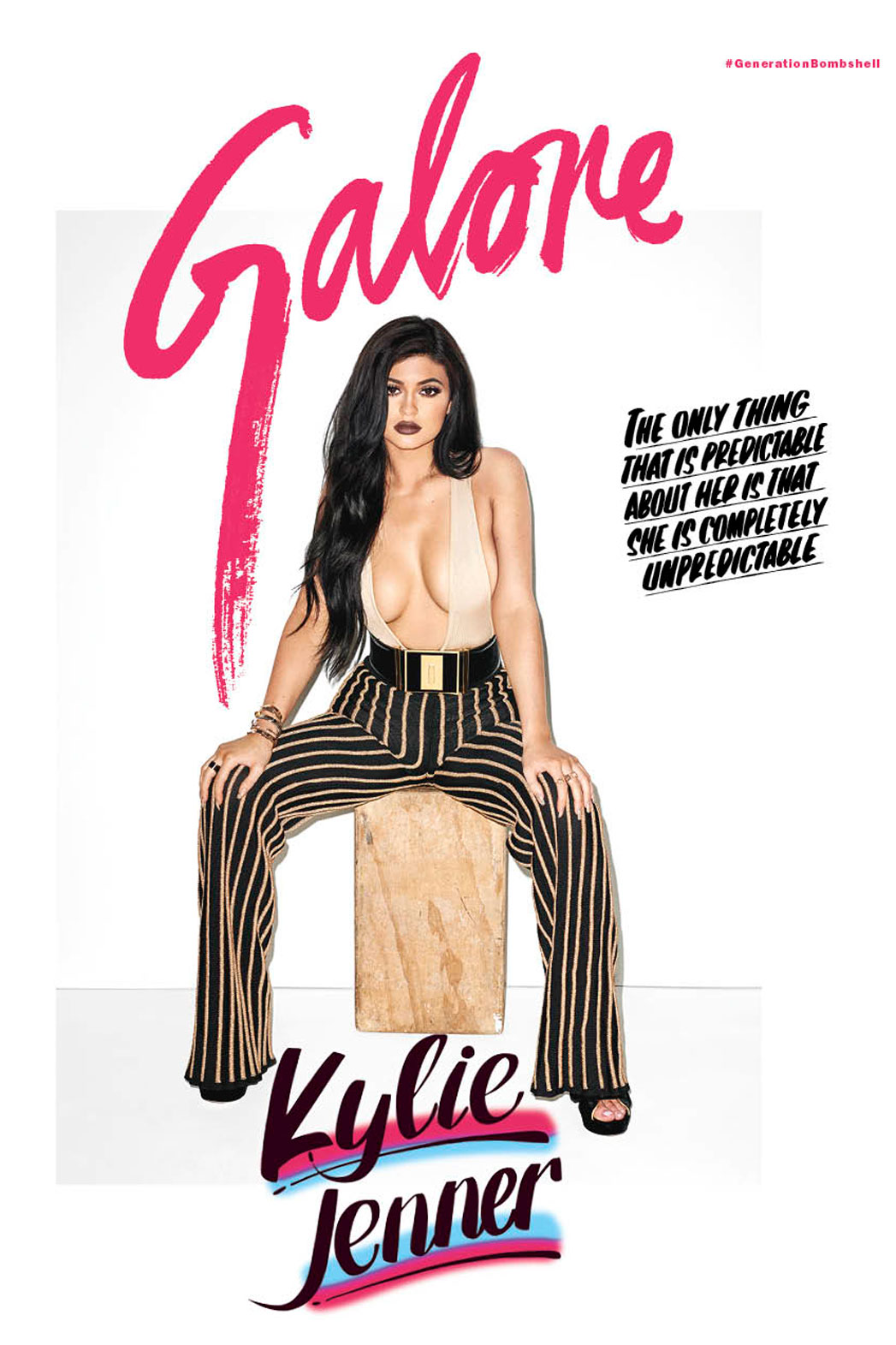 Kylie Jenner Galore - P 2015