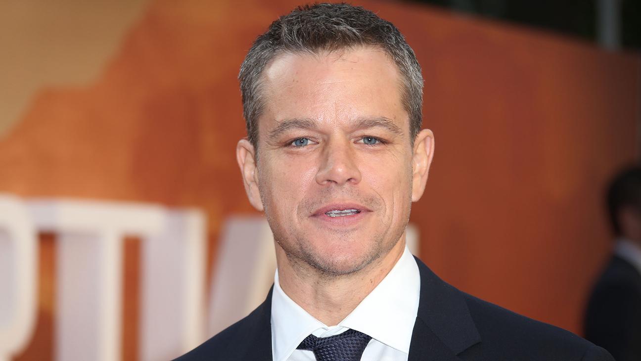 Matt Damon - H 2015