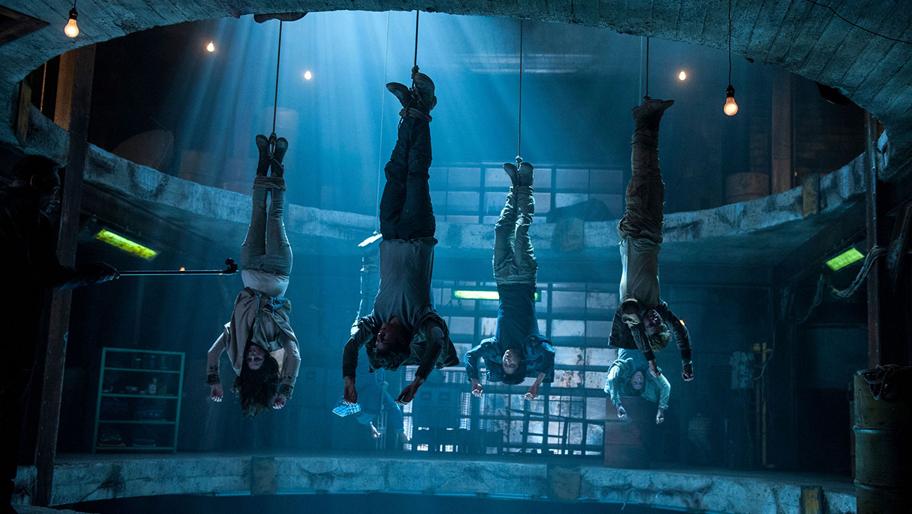 Maze Runner: The Scorch Trials Still 3 - H 2015