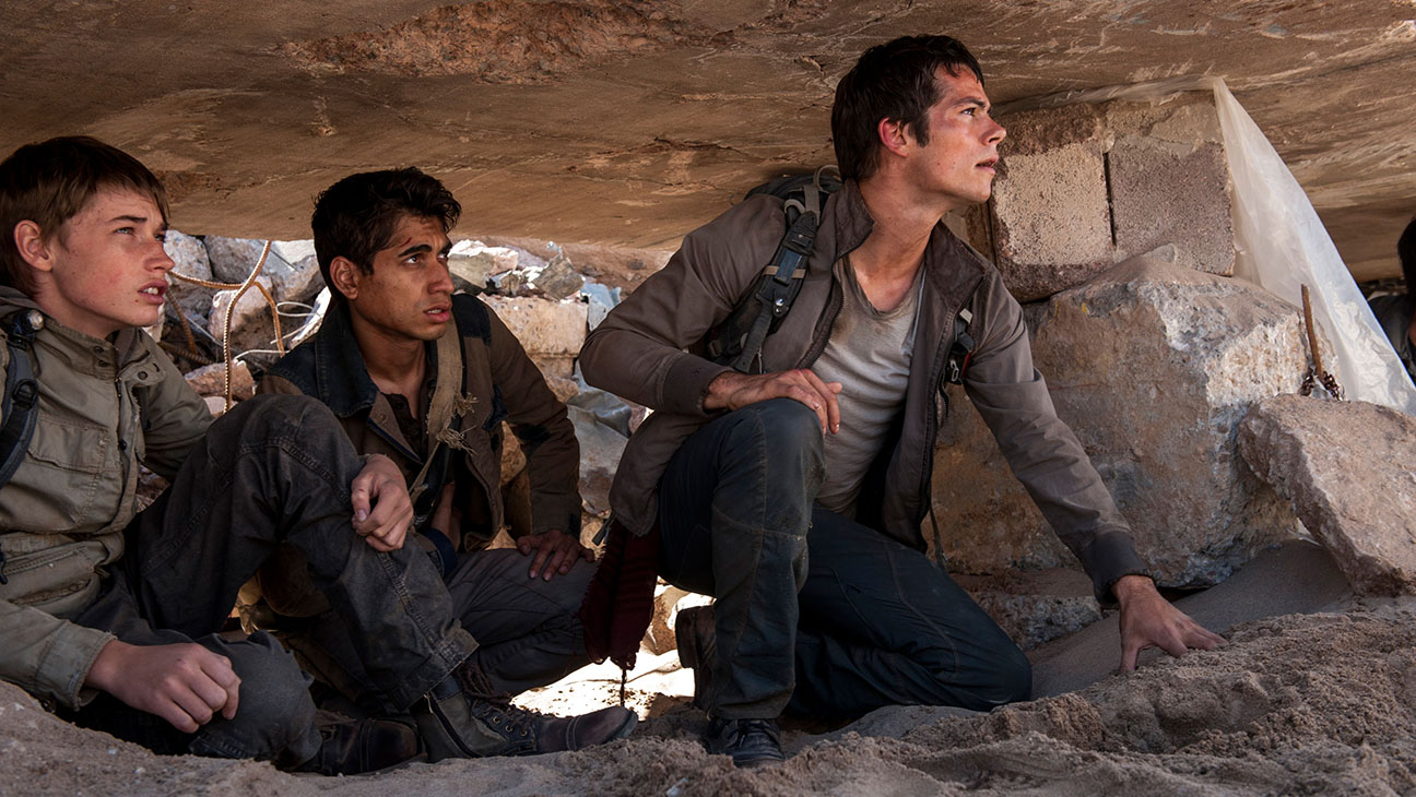 Maze Runner: The Scorch Trials Still 5 - H 2015