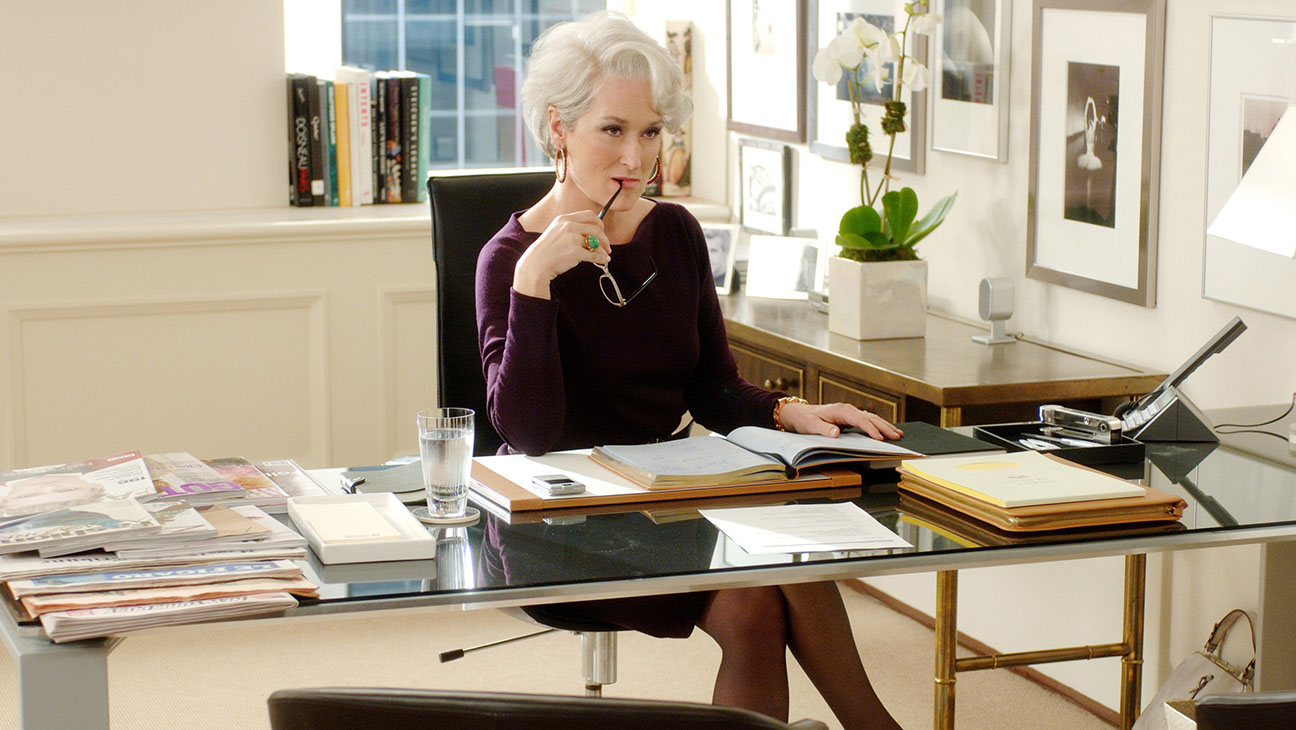Meryl Streep in The Devil Wears Prada - H 2015