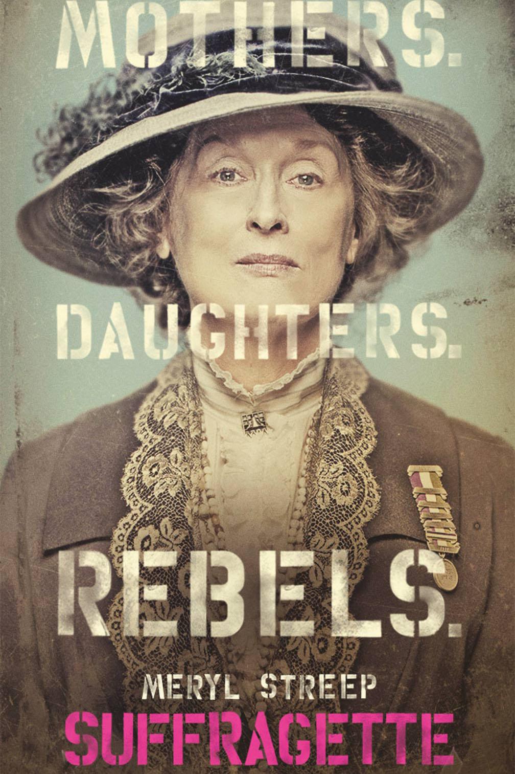 Meryl Streep Suffragette - P