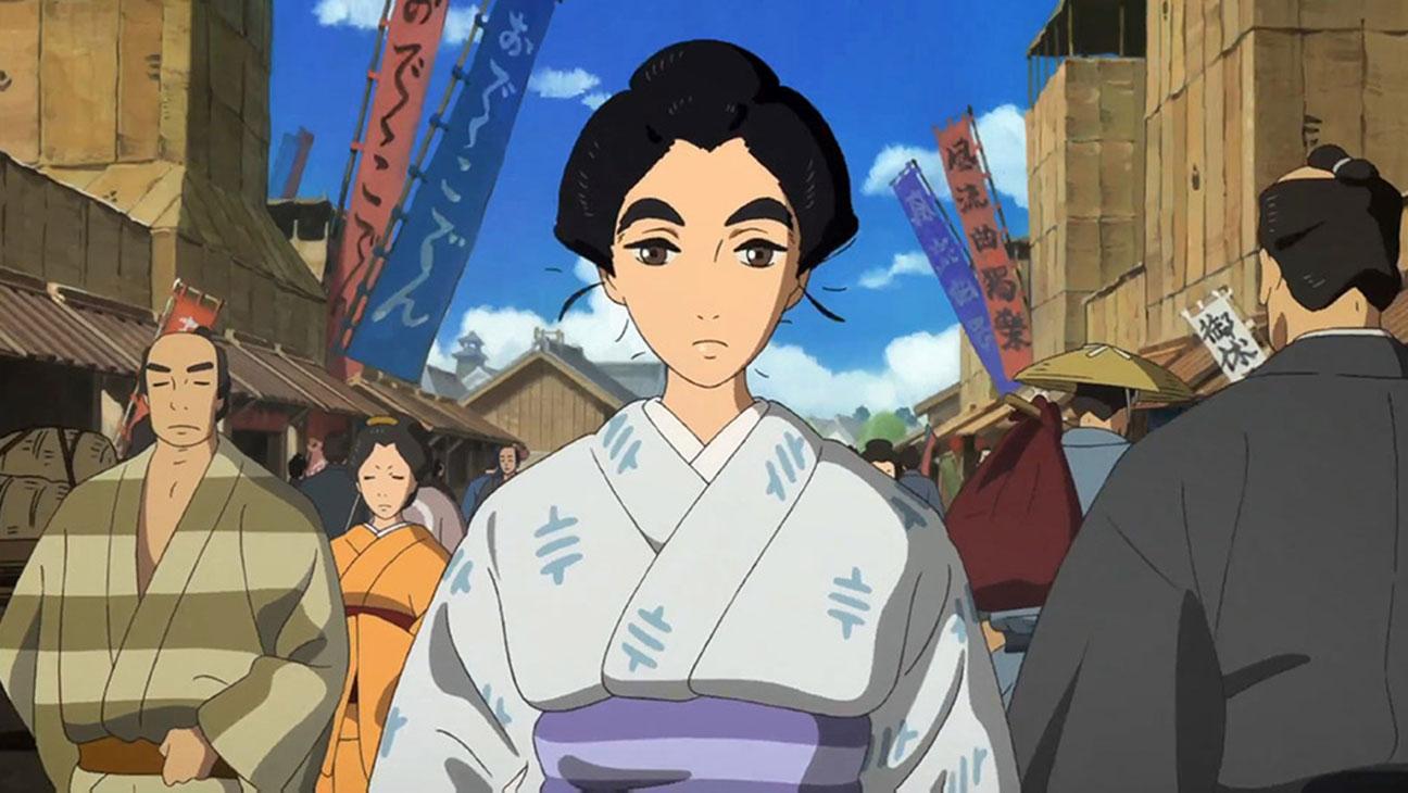 Miss Hokusai Still - H 2015