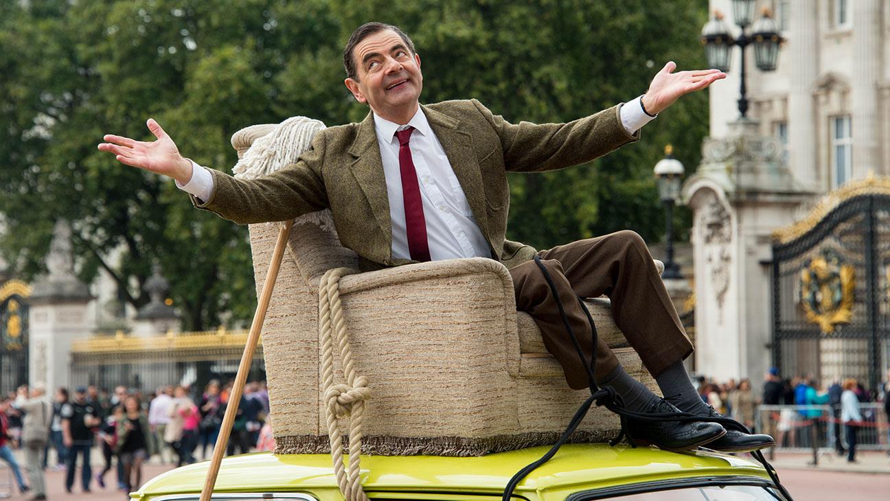 Mr Bean Car - H 2015