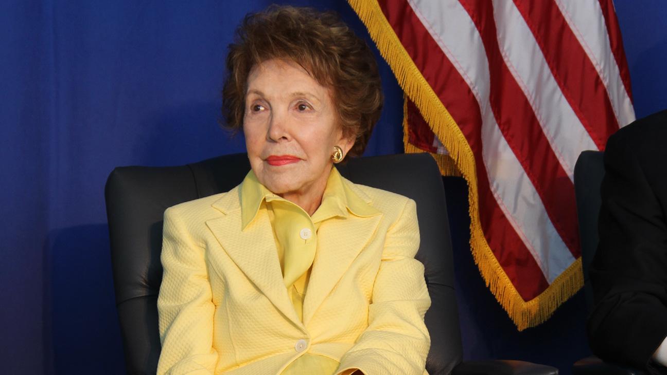 Nancy Reagan - H 2015