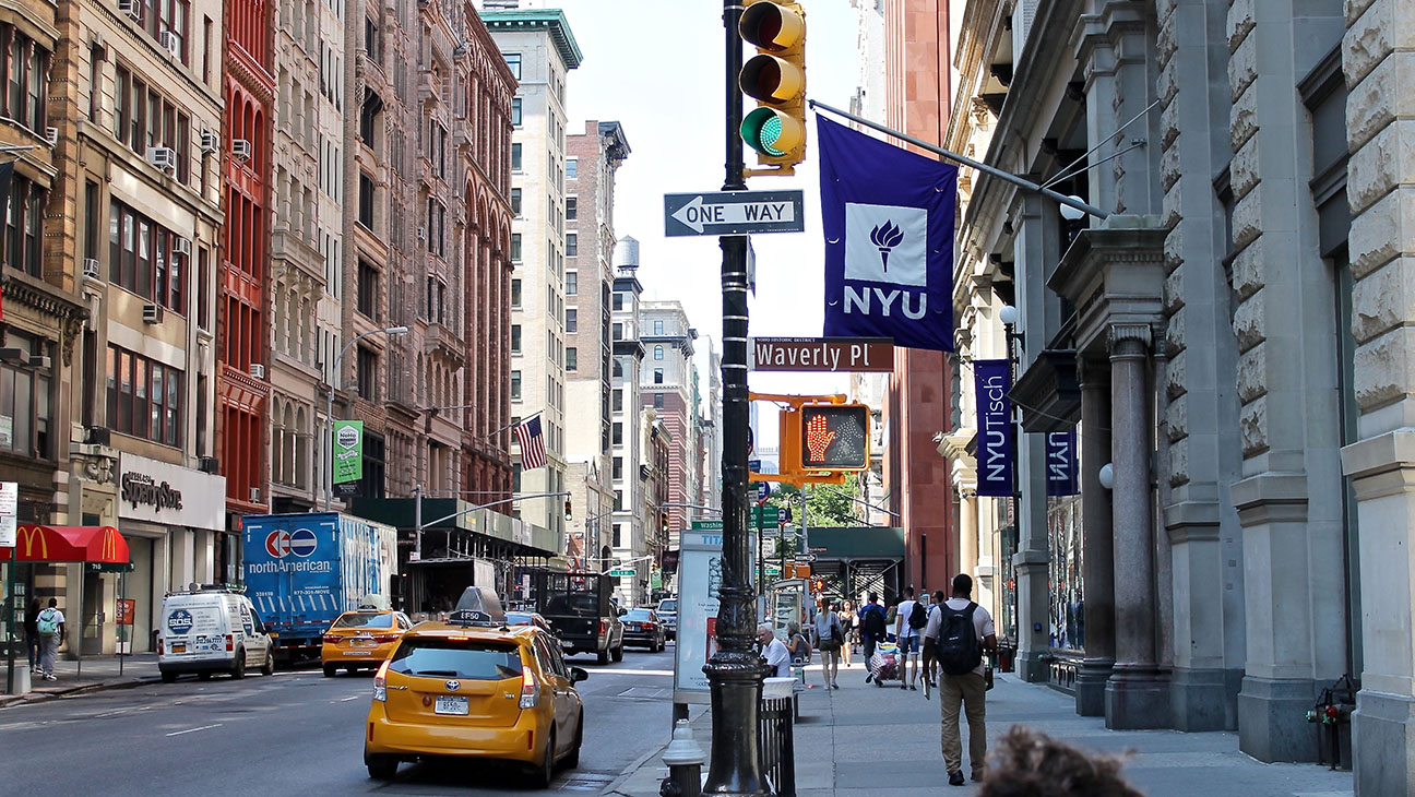 Top 25 Film Schools: NYU Tisch School of the Arts - H 2015