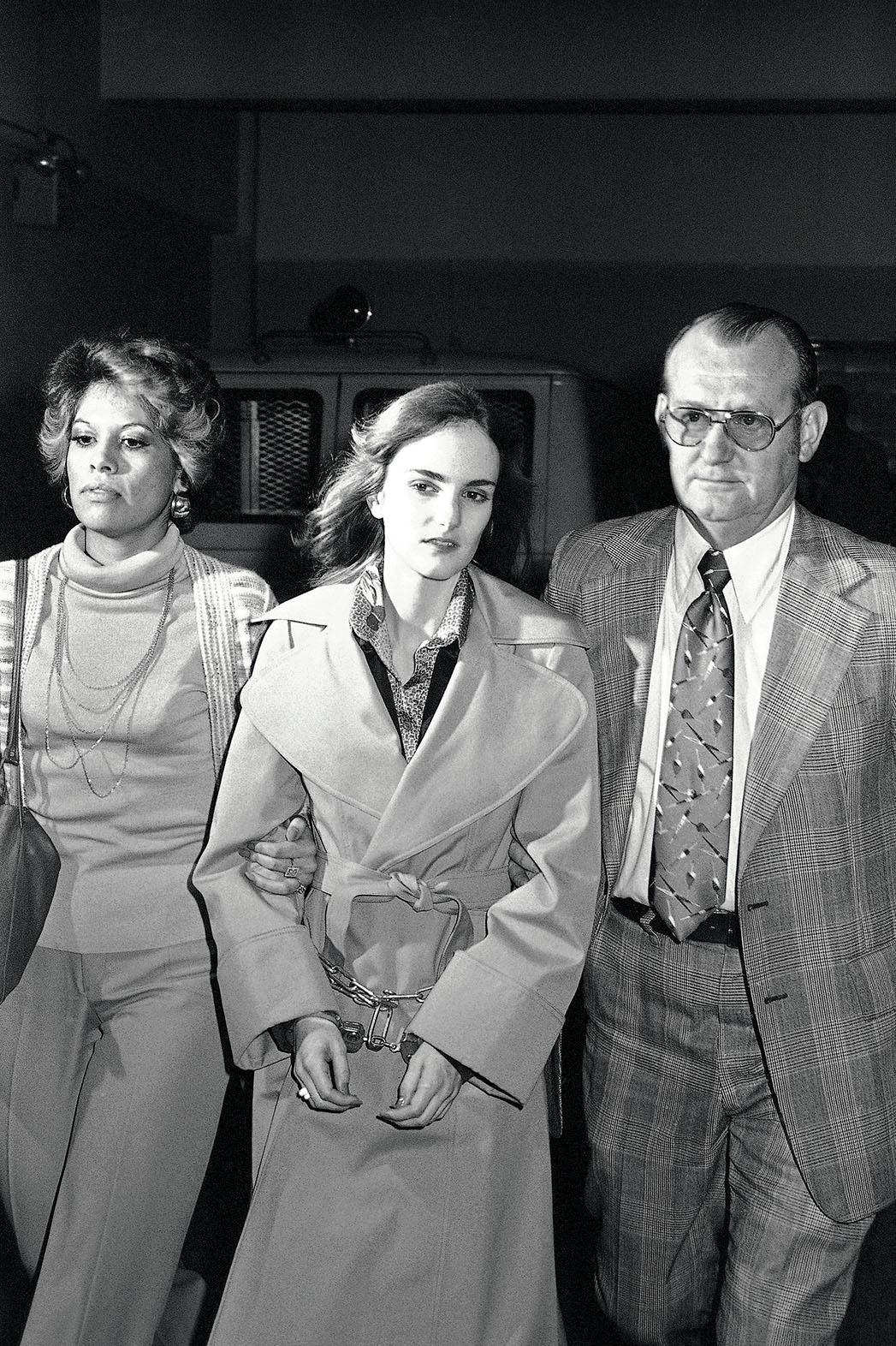 Patricia Hearst Crime Spree Ended - P 2015