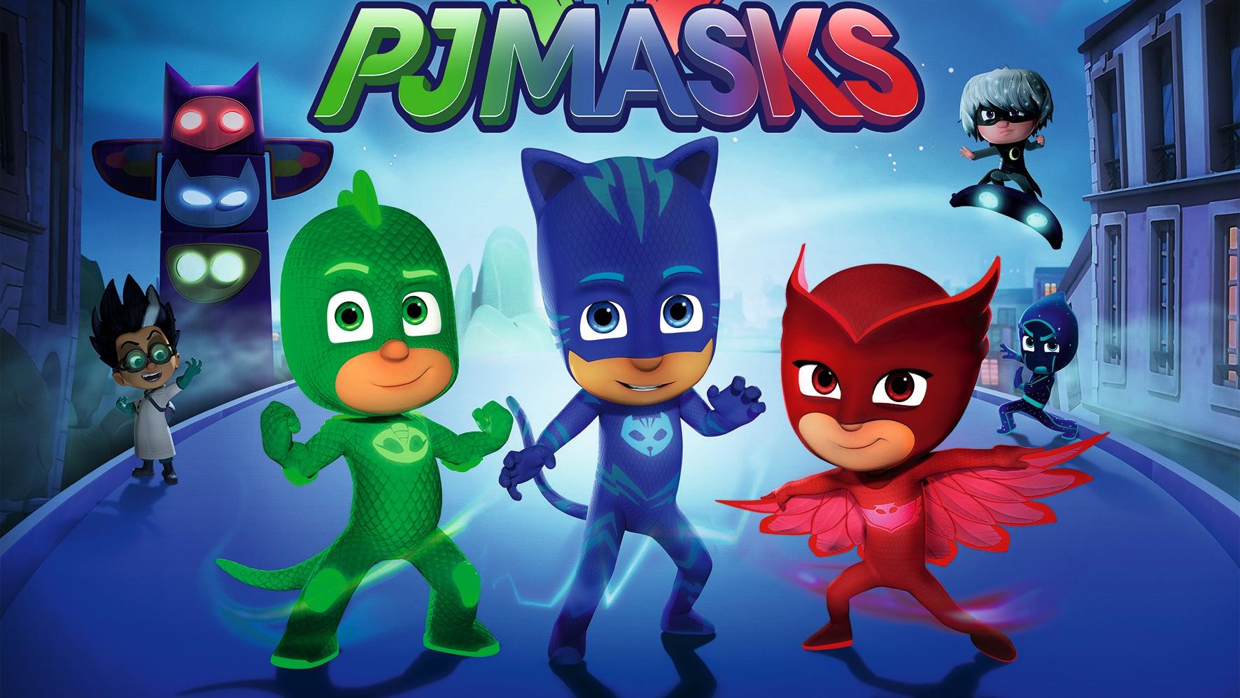 PJ Masks - H 2015