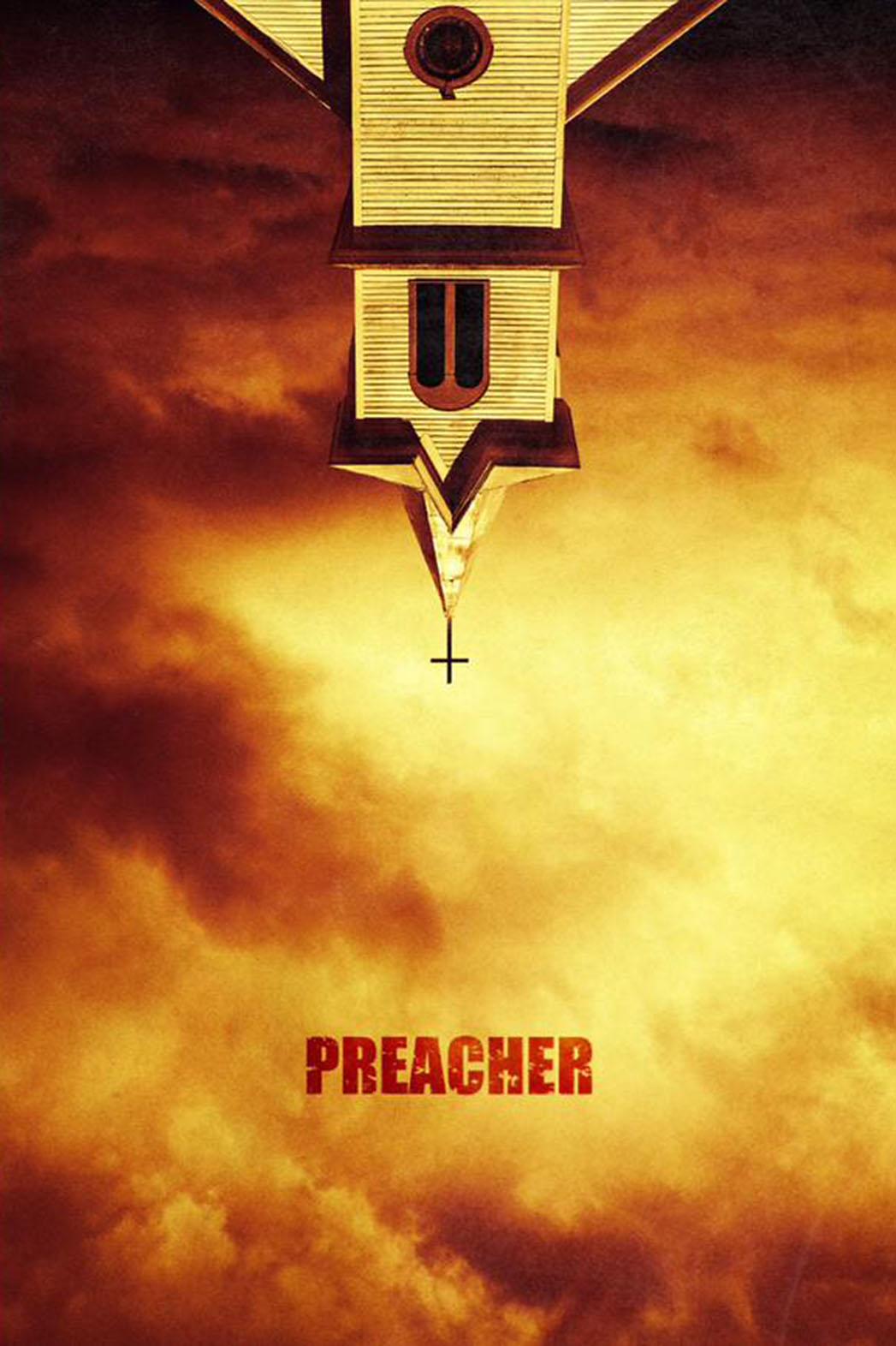 Preacher Poster Key Art - P 2015