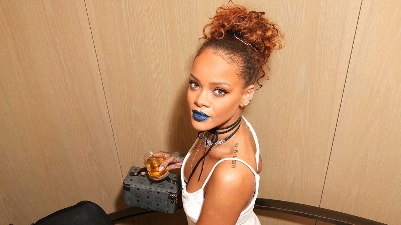 Rihanna Block Party NYFW - H 2015