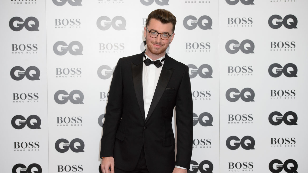 Sam Smith GQ Party - H 2015