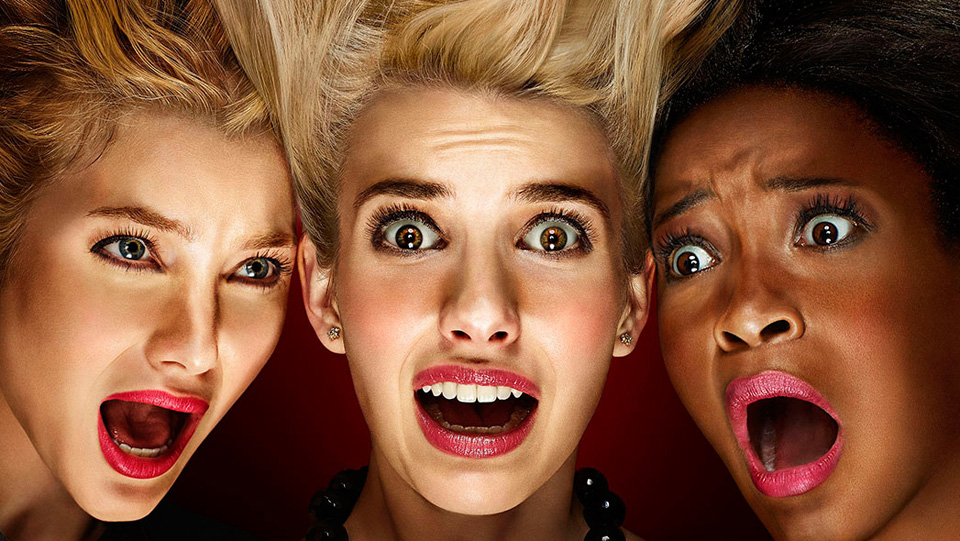 Scream Queens Plots Halloween Episodes Parodies Taylor Swift S Swiftmas Video Hollywood Reporter