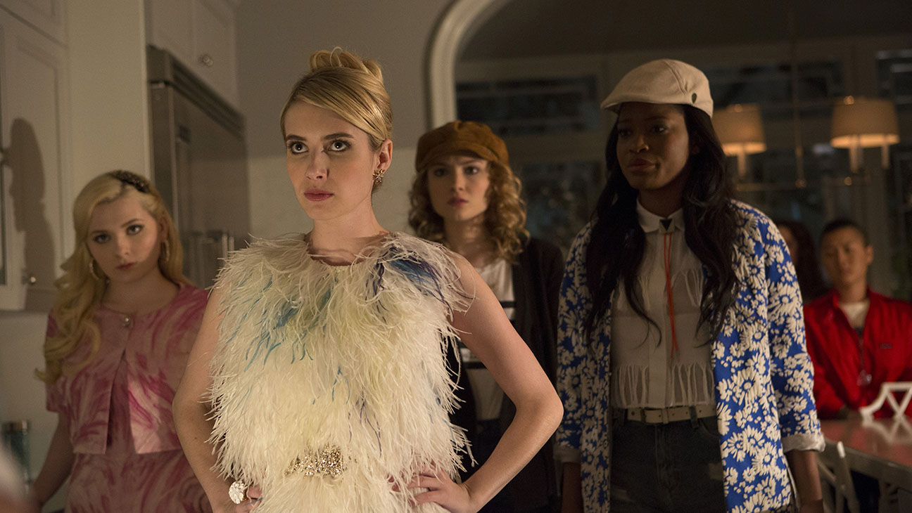 Scream Queens Pilot - H 2015