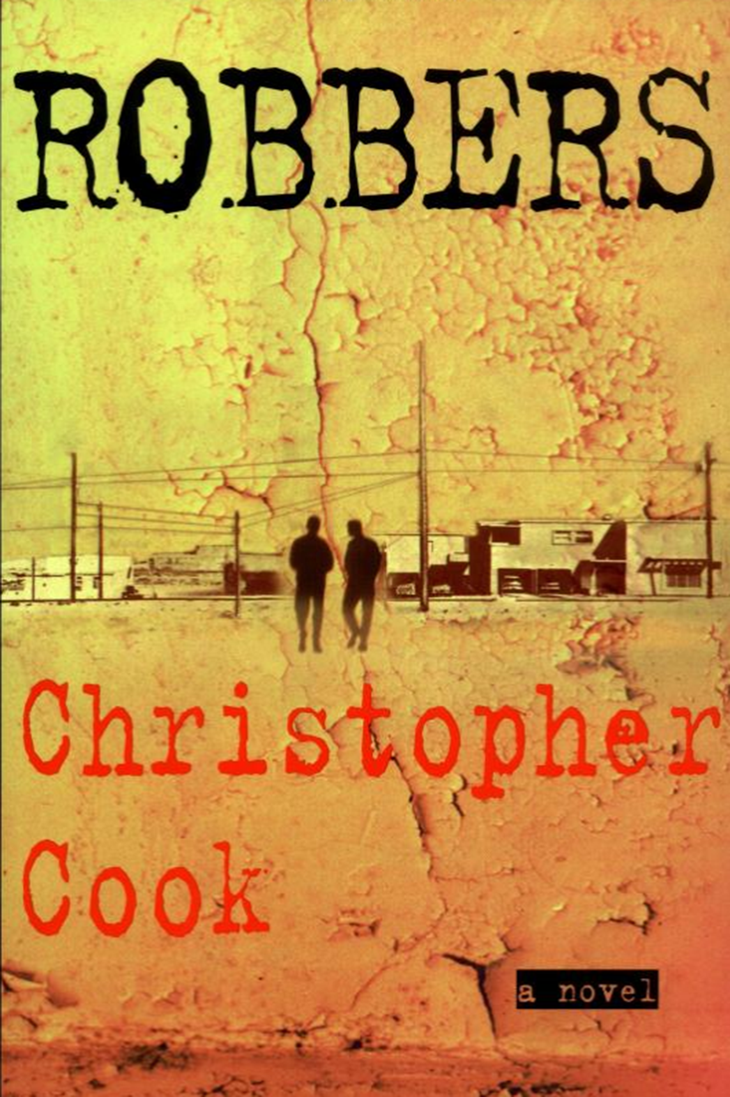 The Robbers Book Cover - P 2015