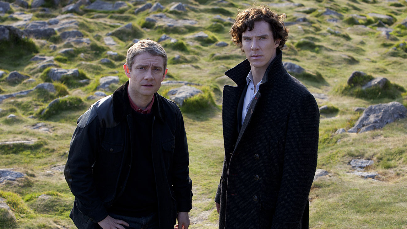 Sherlock Still OK - H 2015
