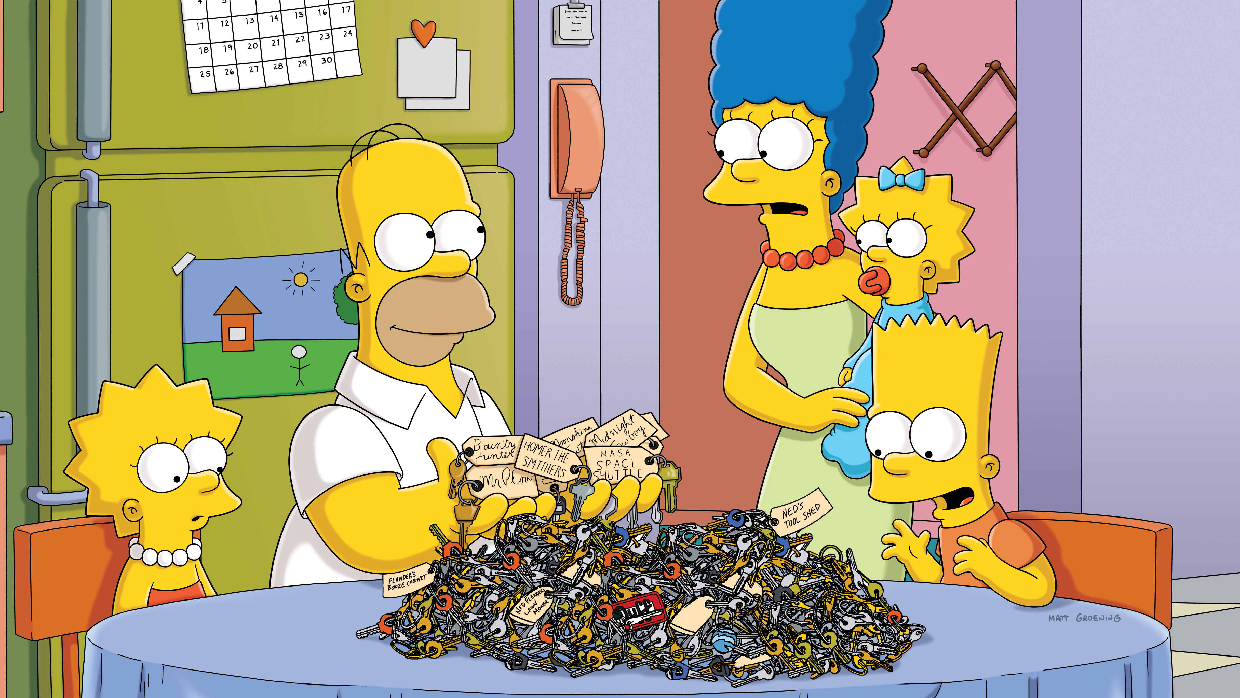 The Simpsons Still - H 2015