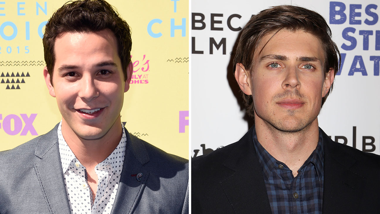 skylar astin chris lowell Split - H 2015