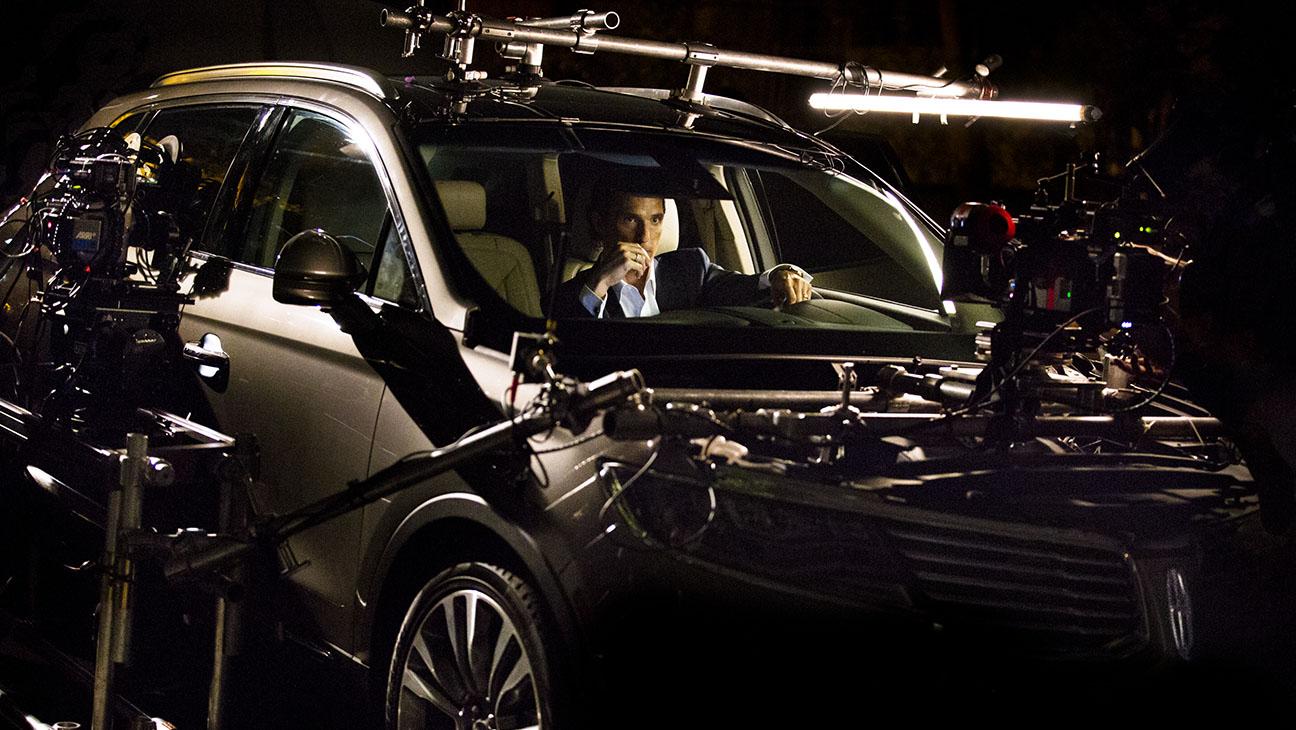 SUV Camera Rig McConaughey - H 2015