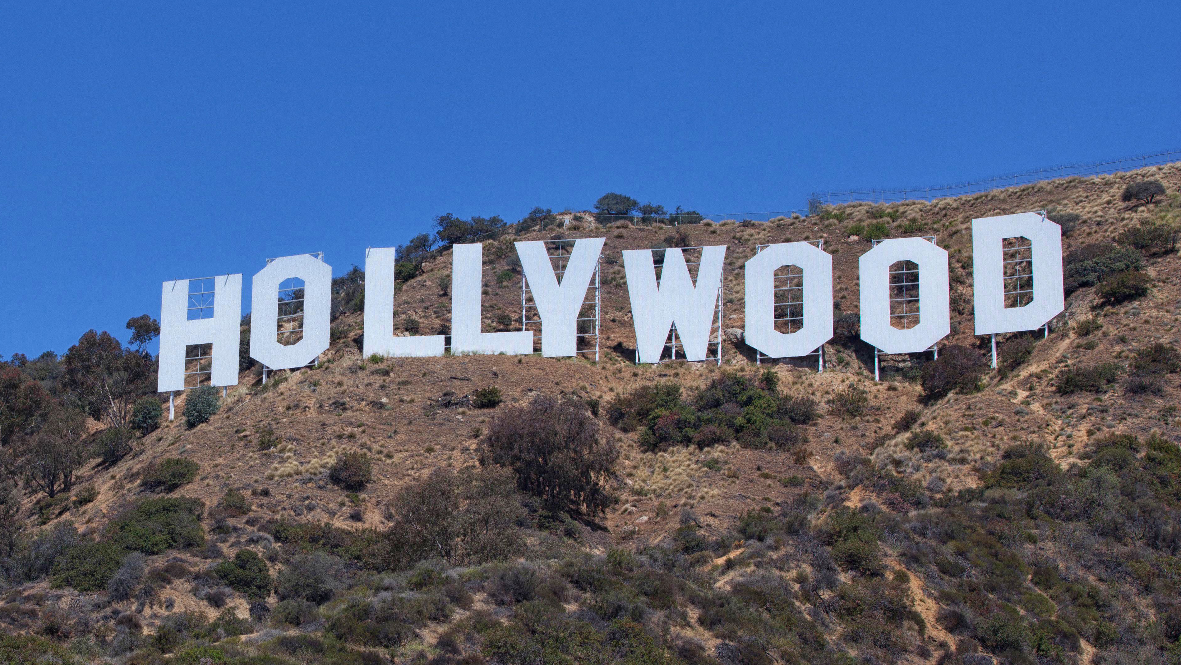 The Hollywood Sign - H 2015