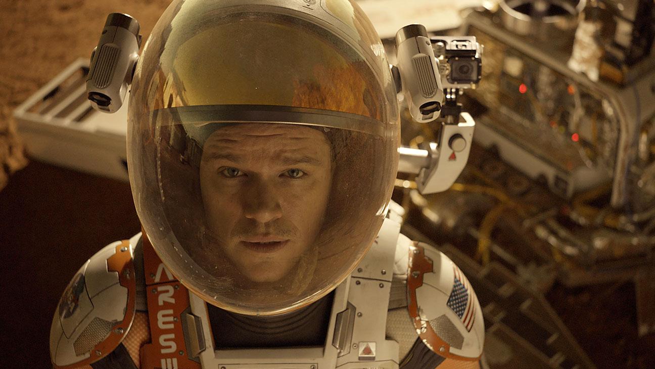 The Martian Still - H 2015