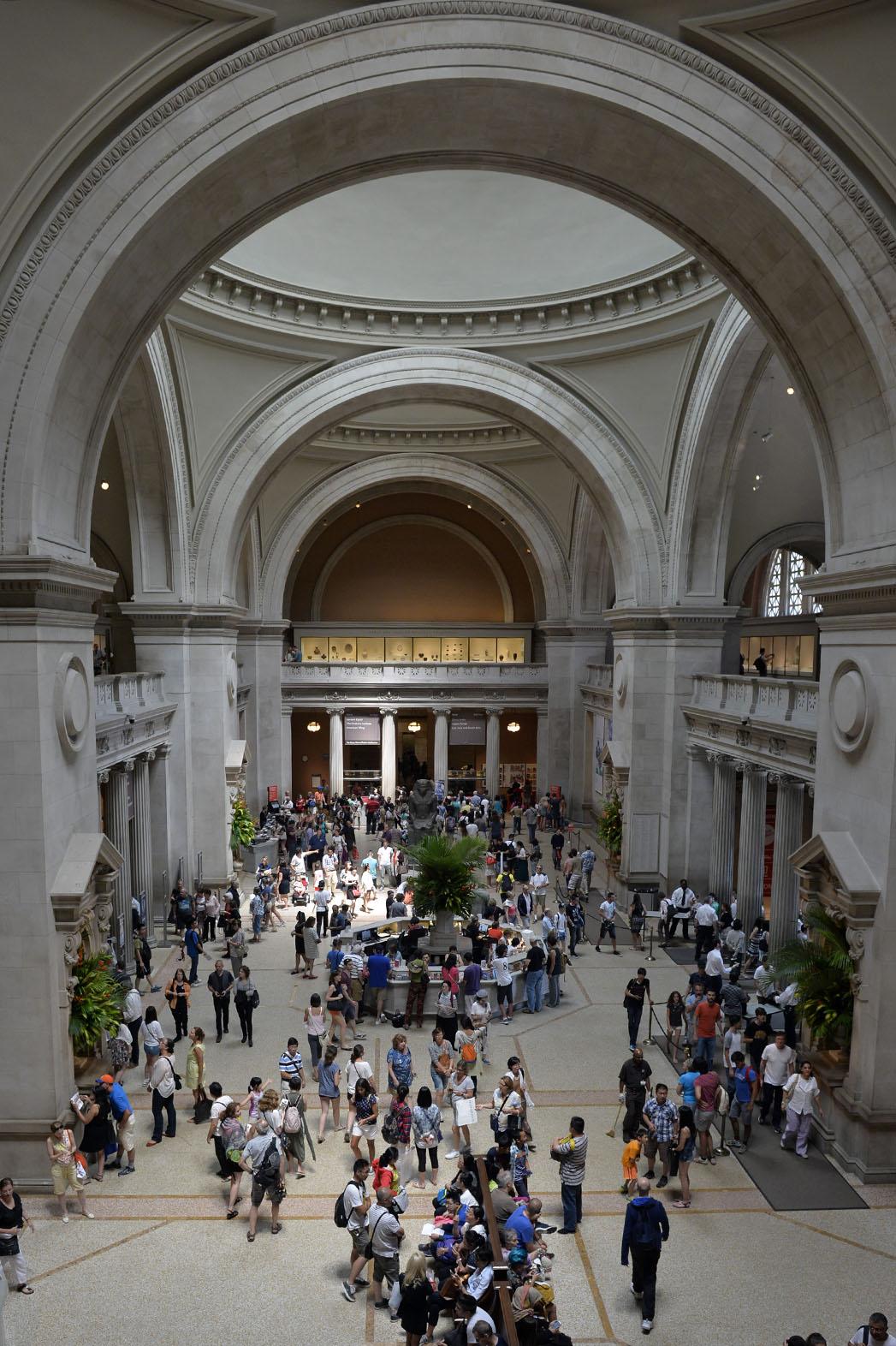 The Metropolitan Museum of Art - P 2015