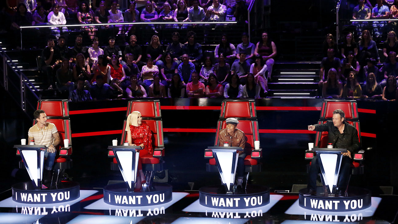 The Voice Blind Auditions Night 4 - H 2015