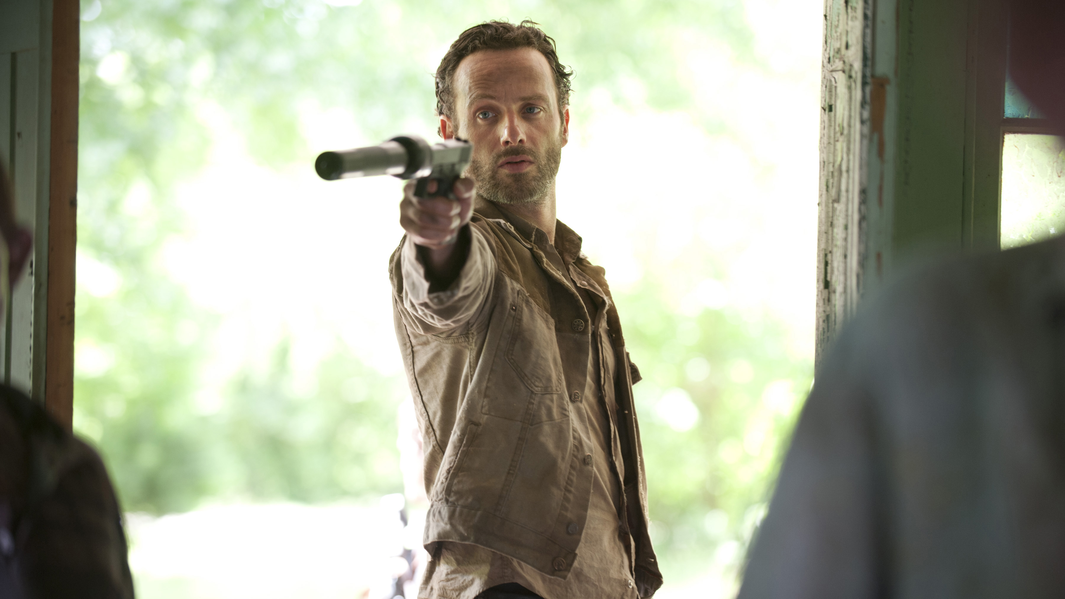 The Walking Dead Still - H 2015