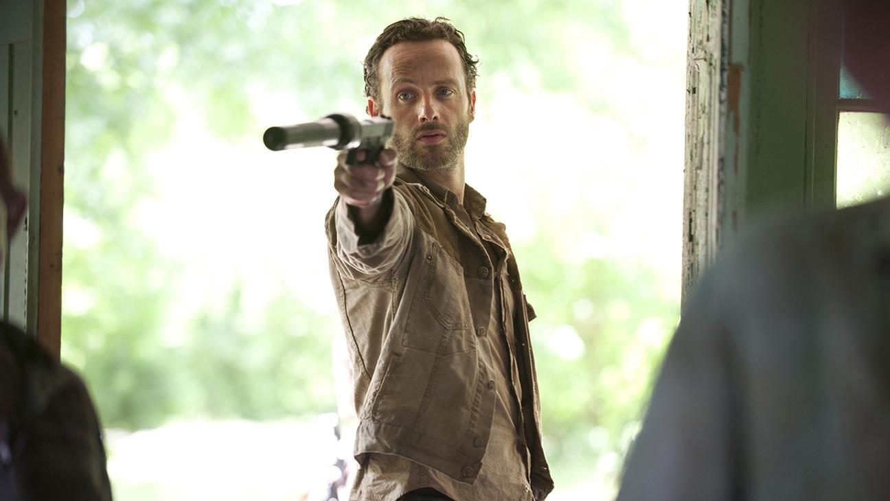 The Walking Dead Still OK - H 2015