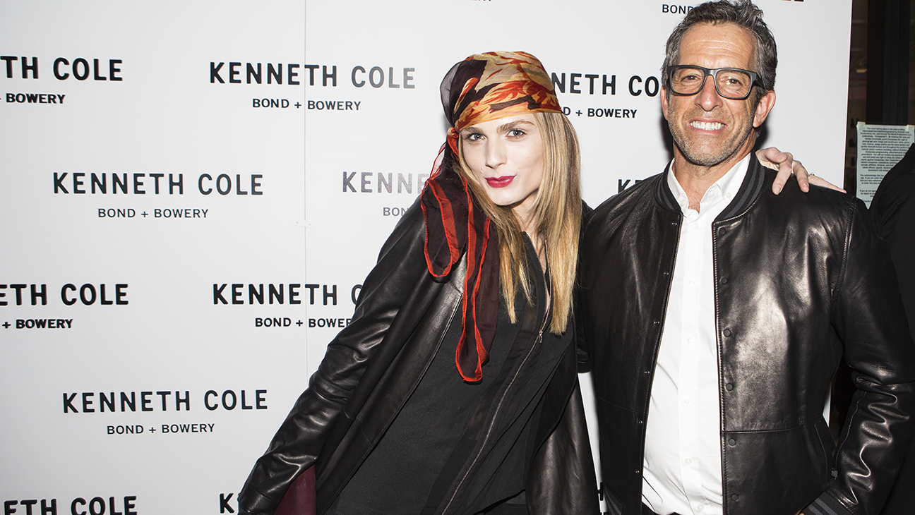 kenneth cole and andreja pejic - H 2015