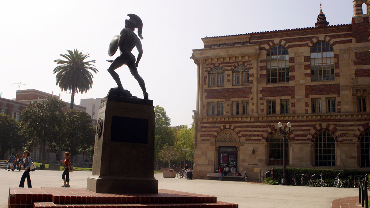 Top 25 Films Schools: University of Southern California - H 2015