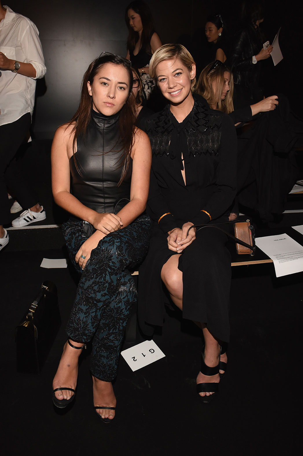 DO NOT BLAST Zelda Williams and Analeigh Tipton at NYFW - P 2015