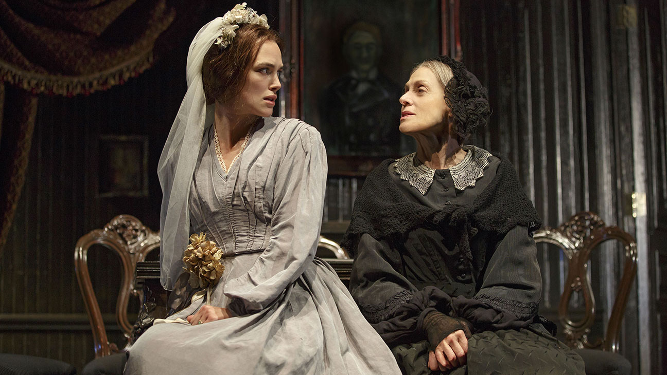 Keira Knightley and Judith Light in Therese Raquin 2 - H 2015