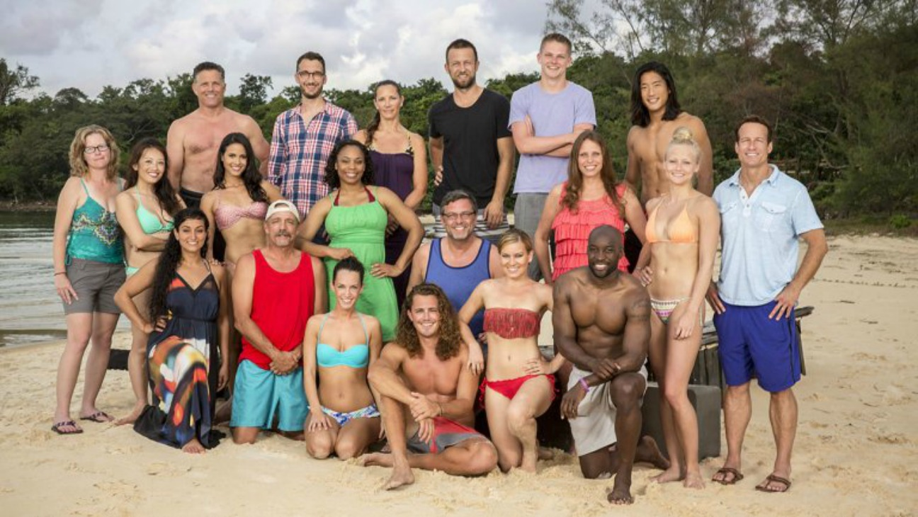 Survivor Second Chance Cast - H 2015