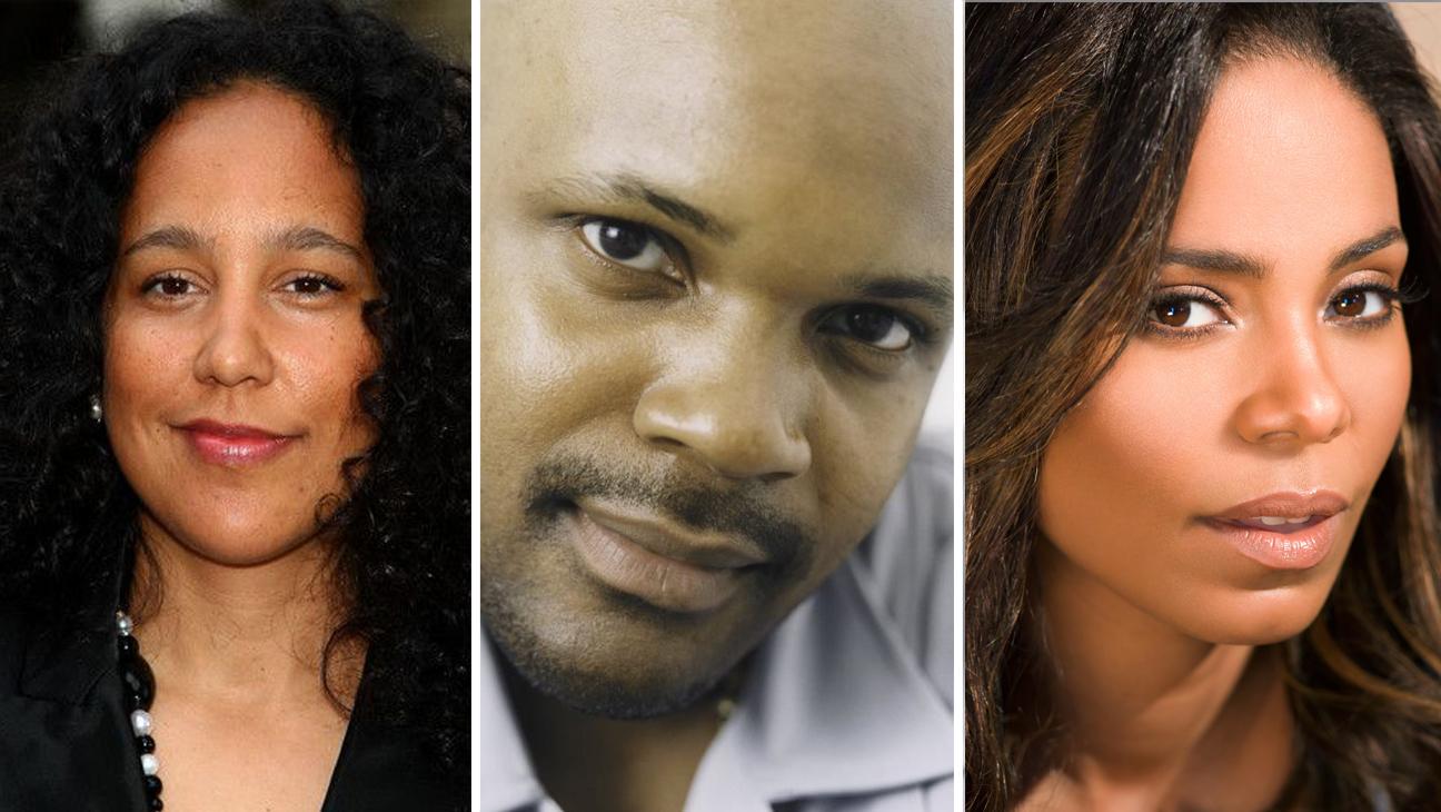Sanaa Lathan, Gina Prince-Bythewood and Reggie Rock Blythewood - H 2015