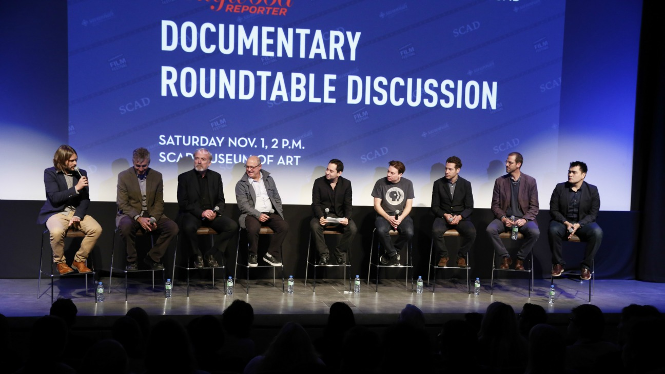 Savannah Documentary Roundtable Discussion - H 2015