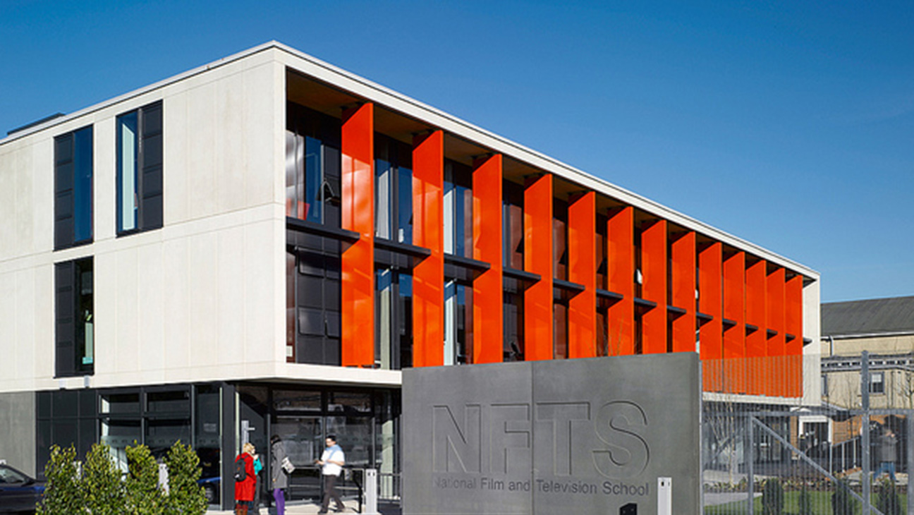 The National Film and Television School - H 2015
