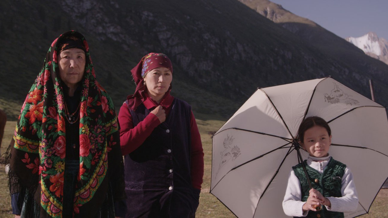 Kyrgyzstan: 'Heavenly Nomadic,' Mirlan Abdykalykov