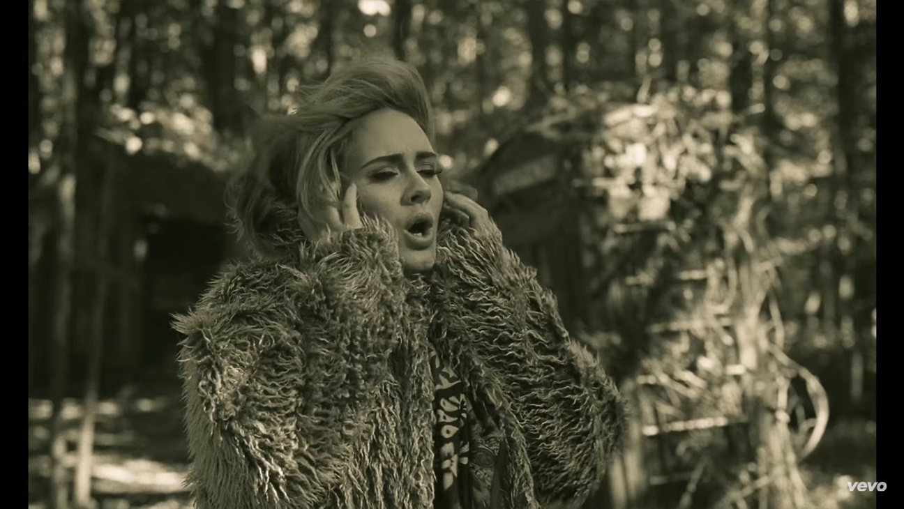 Adele Hello Video 2 H 2015