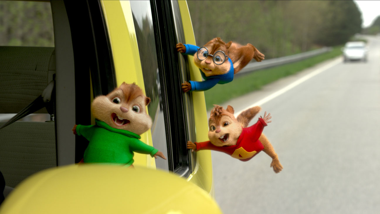 Alvin and the Chipmunks: The Road Chip Still - H 2015