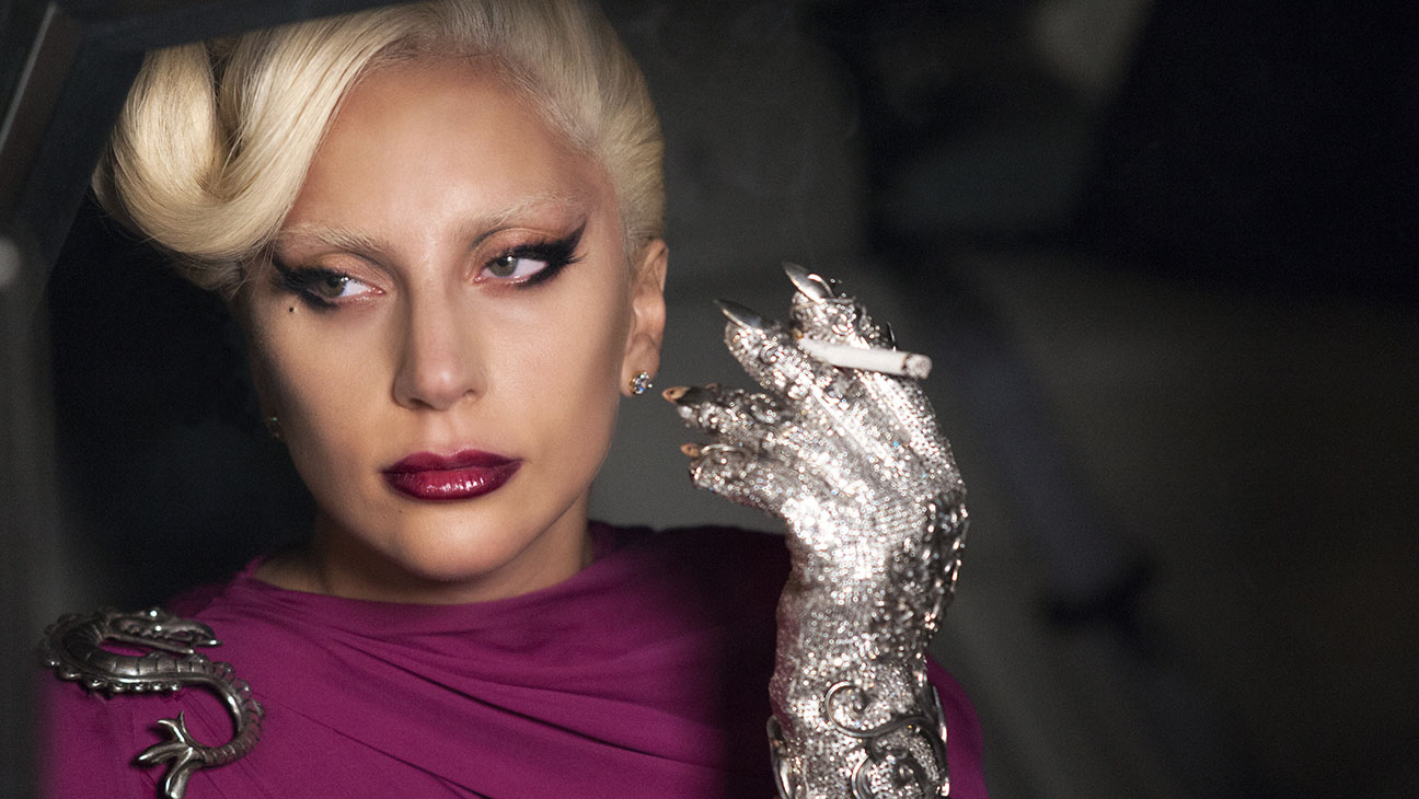 American Horror Story Hotel Lady Gaga S05E01 Still - H 2015