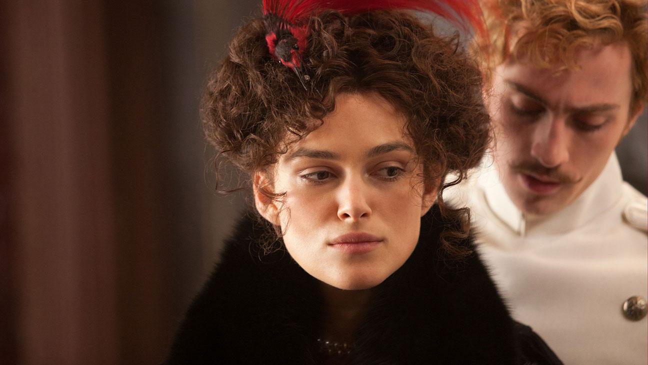 Anna Karenina (2012) Still Keira Knightley, Aaron Taylor-Johnson - H 2015