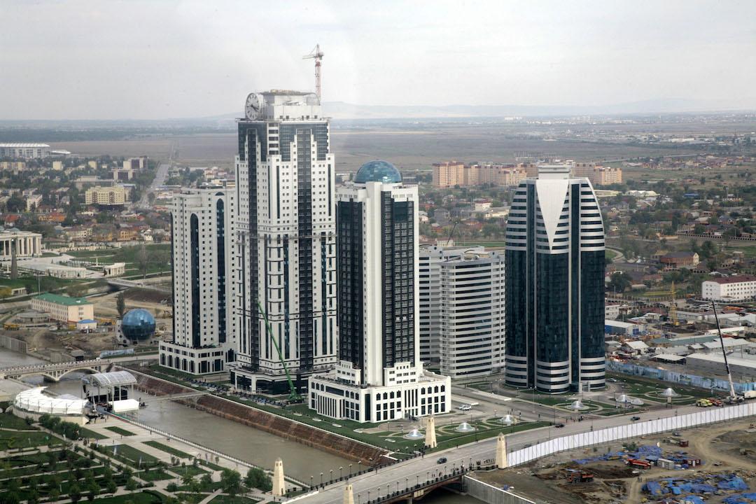 Grozny City H 2015