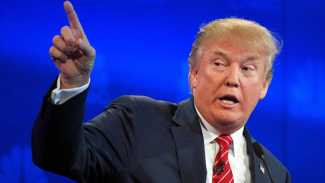 Donald Trump CNBC Debate - H 2015