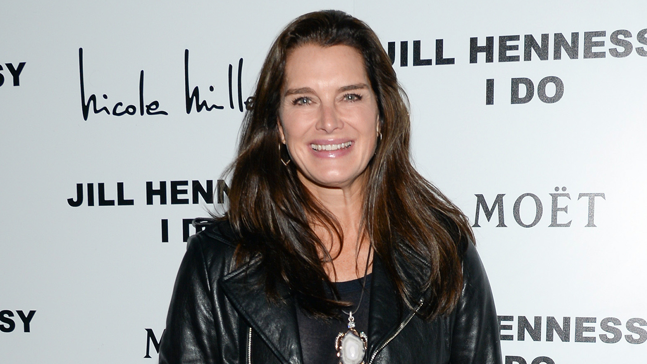 Brooke Shields - H 2015