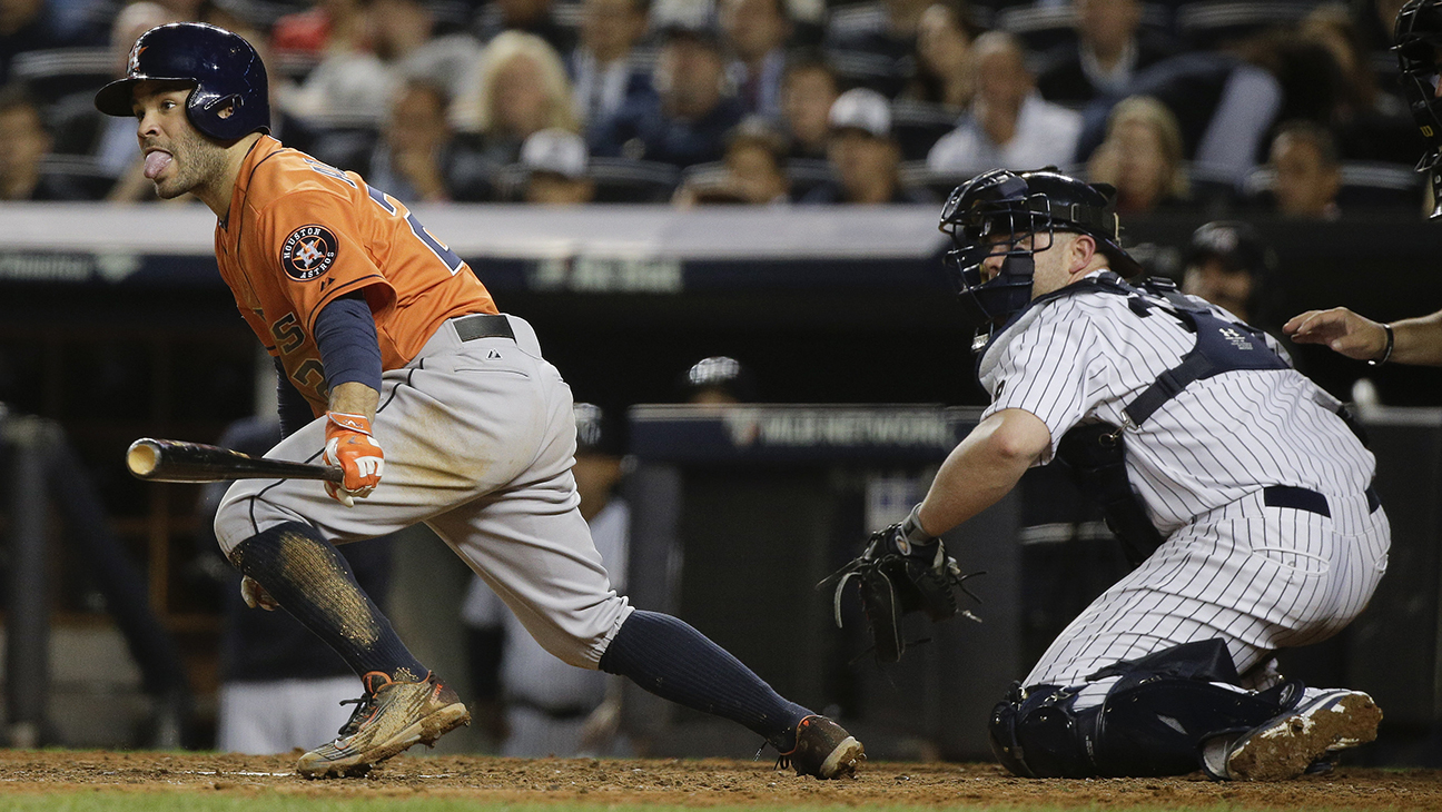 Yankees and Astros - H 2015