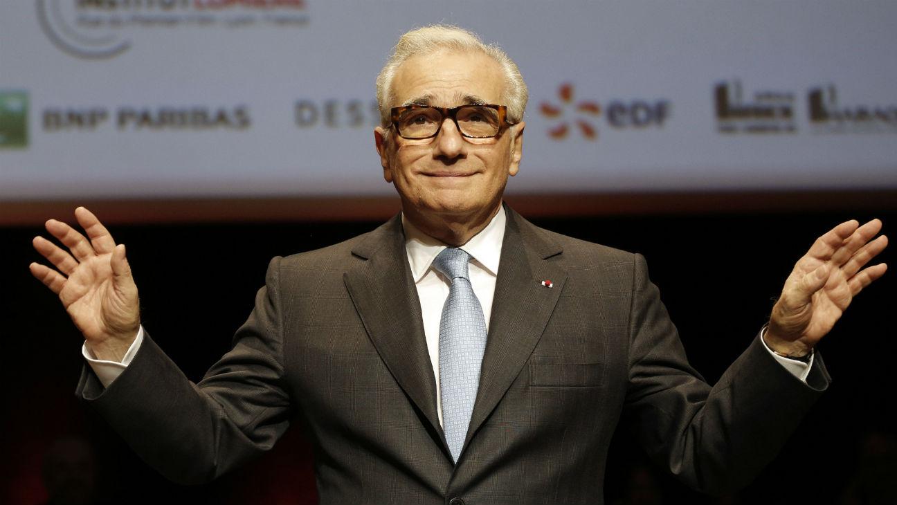 Martin Scorsese Lumiere H - 2015